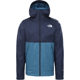 The North Face Millerton Veste Homme, mallard blue/urban navy